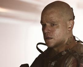 Matt Damon, Sharlto Copley e Jodie Foster: le foto di Elysium