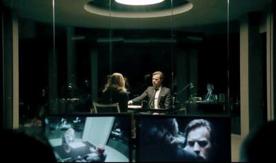 Ewan McGregor e Vinessa Shaw per James Gray. Impossible, backstage e spot