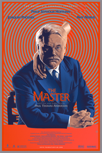 The Master - poster by Laurent Durieux
