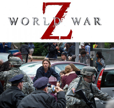 Gli zombi di Max Brooks: World War Z, nuovo trailer in italiano, foto e poster