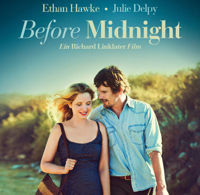 Julie Delpy, Ethan Hawke - Before Midnight, trailer, foto e poster