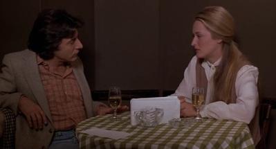 dustin hoffman e meryl streep in Kramer contro Kramer