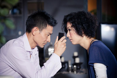 CANNES 66 - Andy Lau e Sammi Cheng in Blind Detective di Johnnie To, il teaser