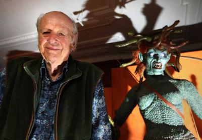 Ray Harryhausen e Medusa