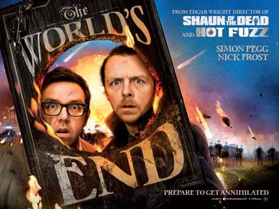 The World's End, sci-fi comedy di Edgar Wright. Il trailer