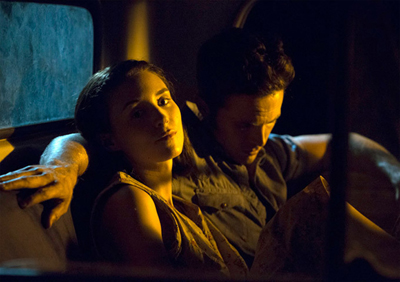 Rooney Mara e Casey Affleck in Ain't Them Bodies Saints di David Lowery