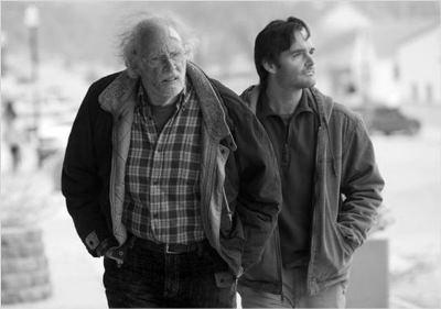 Bruce Dern e Will Forte in Nebraska