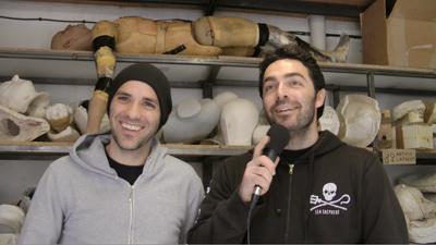 Alexandre Bustillo e Julien Maury cercano coproduttori per Aux Yeux des Vivants