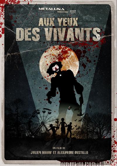 Aux Yeux des Vivants di Alexandre Bustillo e Julien Maury