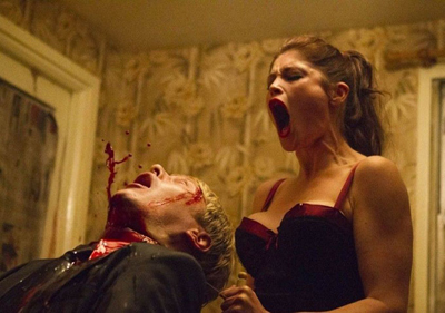 Gemma Arterton in BYZANTIUM di Neil Jordan