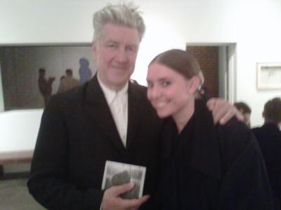 David Lynch e Lykke Li