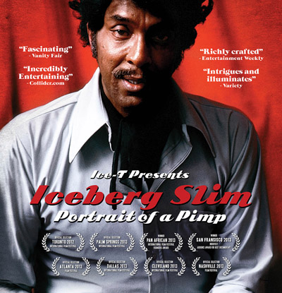 Iceberg Slim: Portrait of a Pimp. Documentario