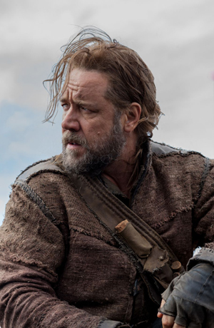 Russell Crowe in Noah di Darren Aronofsky