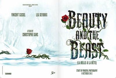 La Belle et la Bête, di Christophe Gans