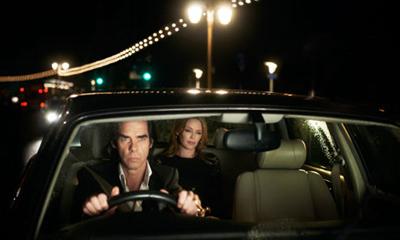 Nick Cave e Kylie Minogue in una scena di 20,000 Days on Earth