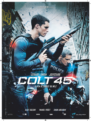Colt 45, di Fabrice Du Welz: il poster