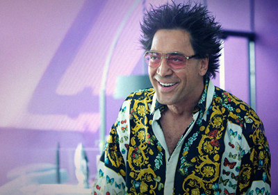 Javier Bardem in The Counselor di Ridley Scott