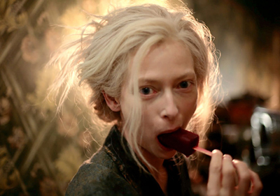 Tilda Swinton in Only Lovers Left Alive di Jim Jarmusch, le nuove foto