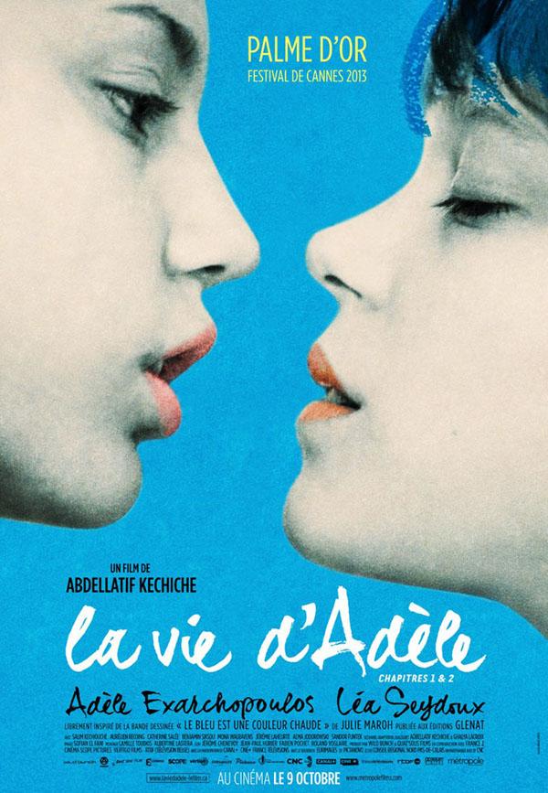 La vie d'Adèle (Blue Is the Warmest Color), nuovo poster