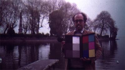 Jean-Luc Godard nel trailer del Festival di La Roche-sur-Yon