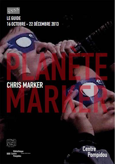 Planète Marker, Centre Pompidou