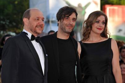 Themis Panou, Alexandros Avranas e Eleni Roussinou