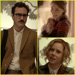 HER Spike Jonze Joacquin Phoenix Rooney Mara Amy Adams
