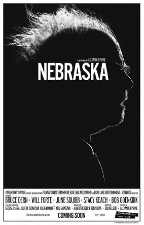 Il poster di Nebraska