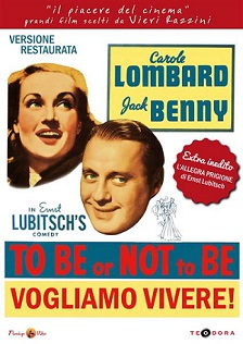 To be or not to be di Ernst Lubitsch in dvd dal 3 dicembre