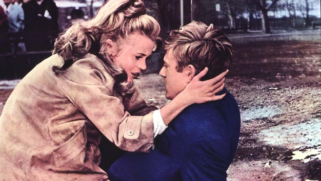Jane Fonda e Robert Redford
