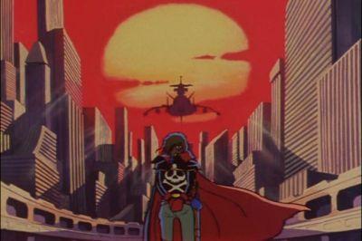 Capitan Harlock serie tv 1978