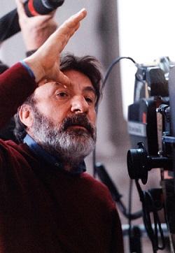 Il regista Gianni Amelio