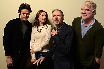 Il cast e il regista di A Most Wanted Man