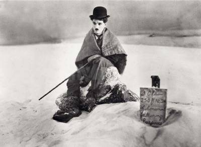La febbre dell'oro, 1925