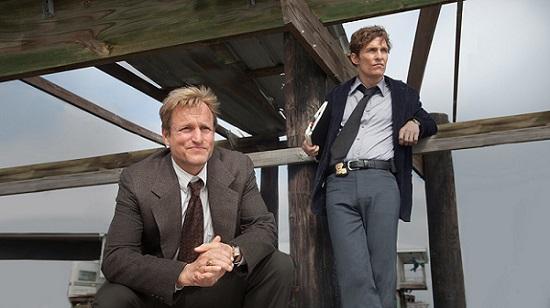 Woody harrelson e Matthew McConaughey per True Detective