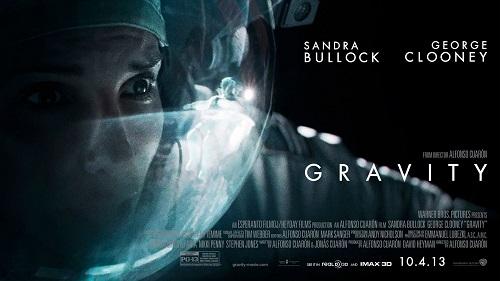 Gravity di Alfonso Cuaron