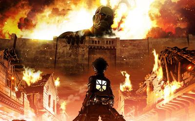 Shingeki no Kyojin L'attacco dei giganti