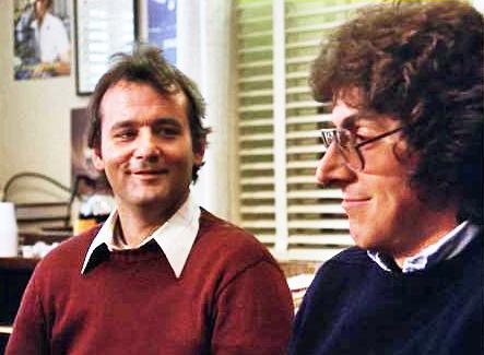 Bill Murray e Harold Ramis, Stripes