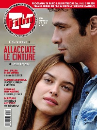 kasia smutniak e francesco arca in copertina su film tv