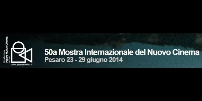 50° Pesaro Film Festival