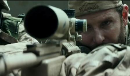 Bradley Cooper, American Sniper